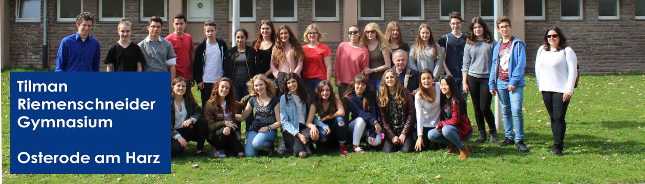 Tilman-Riemenschneider-Gymnasium Osterode am Harz